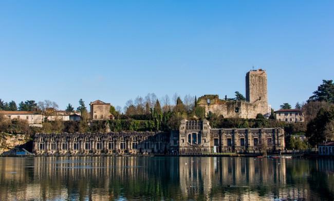 Castello Visconteo di Trezzo sull'Adda